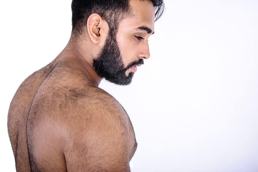 הסרת שיער בשעווה לגברים בירושלים